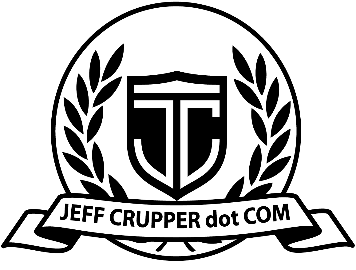 Welcome to Jeff Crupper dot Com!